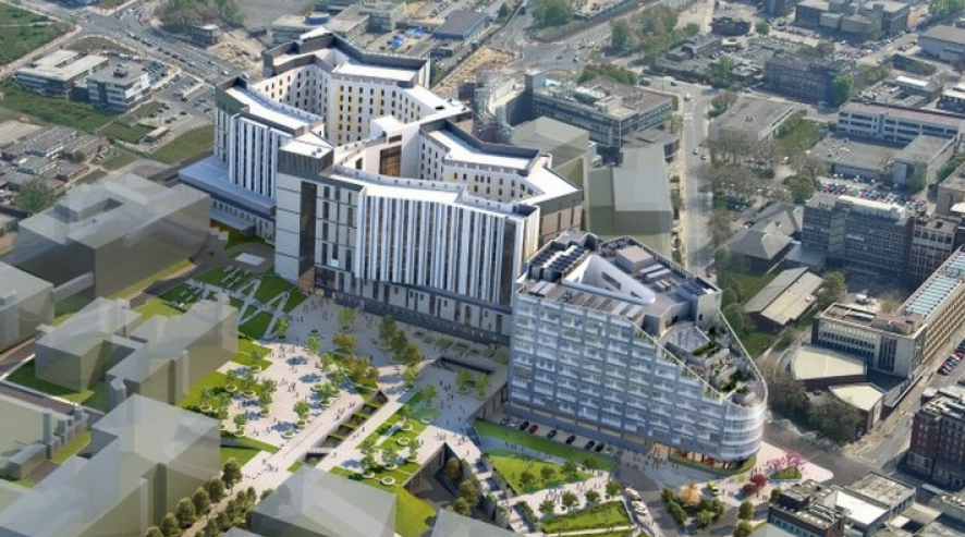 Royal Liverpool University Hospital, 2016 – 2017
