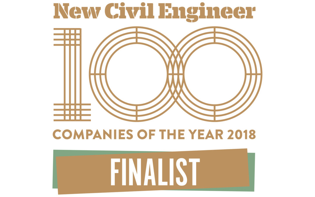 New Civil Engineer Top 100 Companies 2018