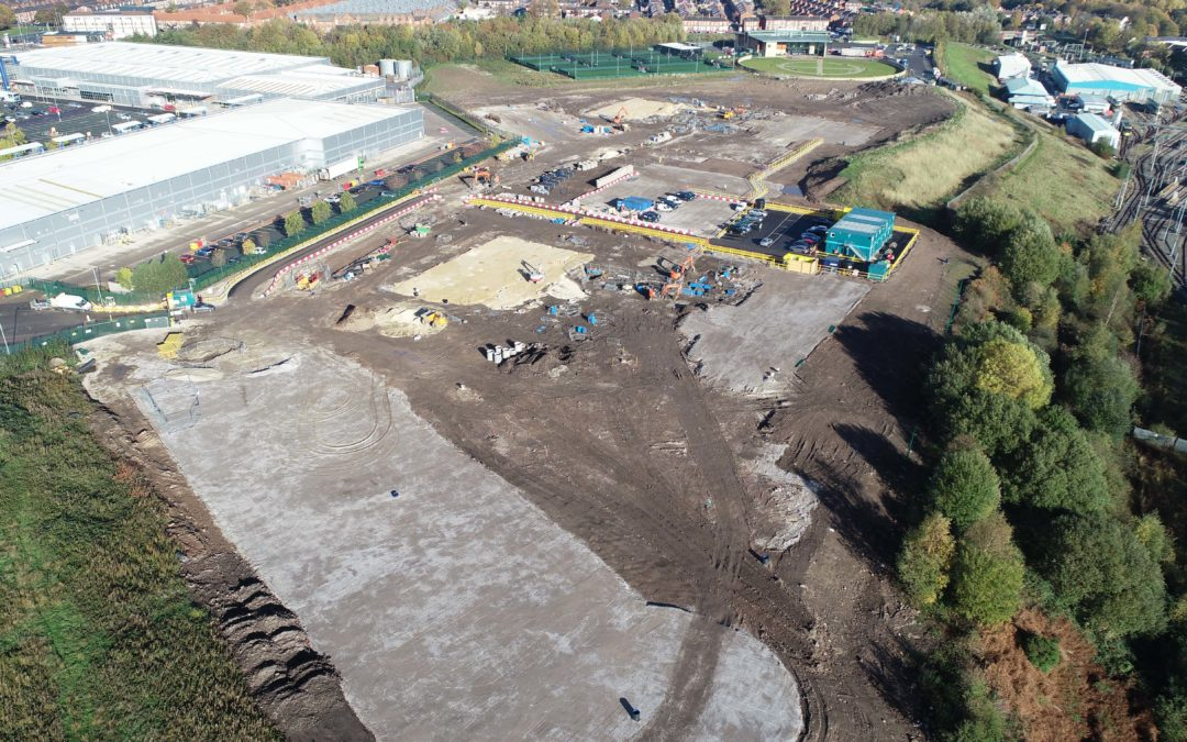 IDOM Paving the Way on Manchester School Project